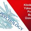 Klinik Psikoloji Yüksek Lisans Programı Bulunan Üniversiteler